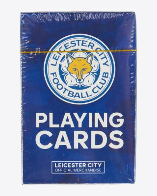 Leicester City Playing Cards