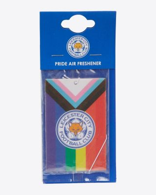 Leicester City Pride Progress Air Freshener