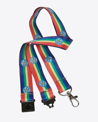 Leicester City Pride Lanyard