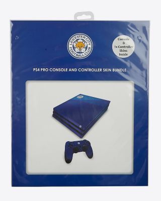 Leicester City PS4 Pro Bundle