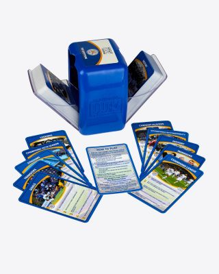 Leicester City Top Trumps Quiz