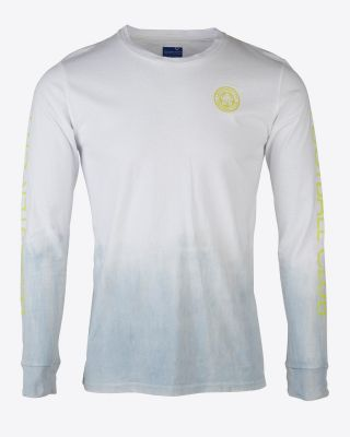 Leicester City Thai Natural Dye - Crest Long Sleeve T-Shirt