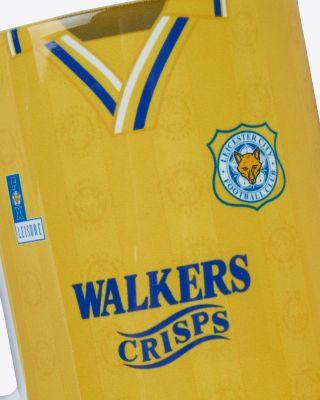 Leicester City Retro Mug - 1994/96 Away
