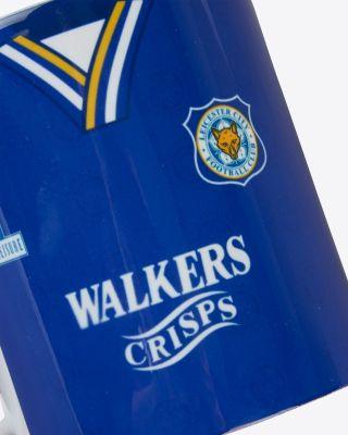 Leicester City Retro Mug - 1994/96 Home