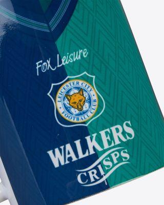 Leicester City Retro Mug - 1995 Third