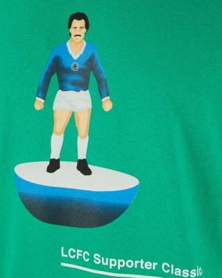Leicester City Mens Supporter Classics #4 T-Shirt