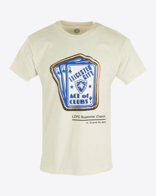 Leicester City Mens Supporter Classics #2 T-Shirt