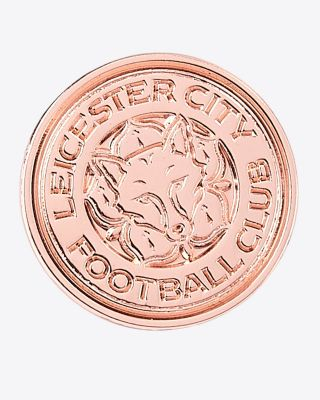 Leicester City Rose Pin Badge