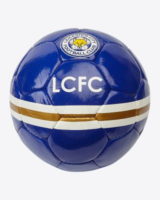 Leicester City Home Kit Football