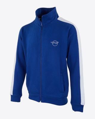 Leicester City Running Fox Jacket - Blue