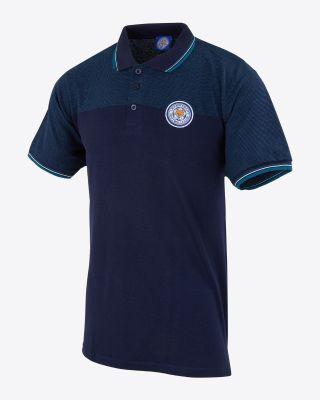Leicester City Saracen Polo - Navy