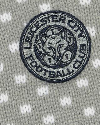 Leicester City Ladies Grey Scarf