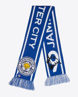 Leicester City Kids Vardy Scarf