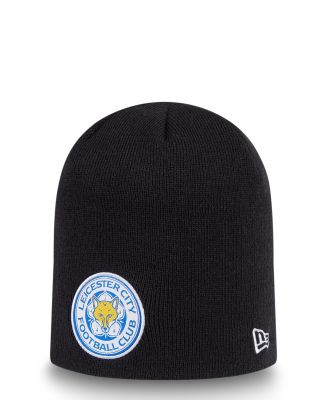 New Era Navy Skull Knit