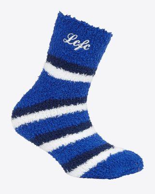 Leicester City Womens Slipper Socks
