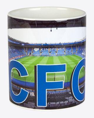 Leicester Giant Pint Mug