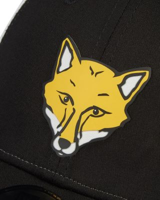 New Era - Black Fox Head Cap