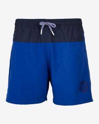 Leicester City Mens Block Swim Shorts