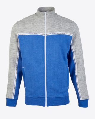 Leicester City Mens Taped Track Jacket