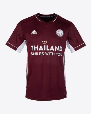 Filip Benkovic - Leicester City Maroon Away Shirt 2020/21 - Kids