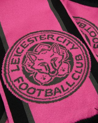 Leicester City Third Scarf 2021/22