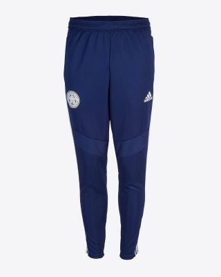 2019/20 adidas Leicester City Junior Navy Training Pants