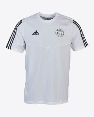 2019/20 adidas Leicester City Adult White Training Tee