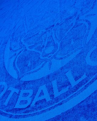 Leicester City Giant Embossed Towel
