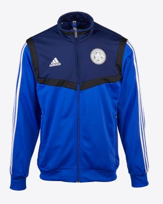 2019/20 adidas Leicester City Junior Blue PES Jacket