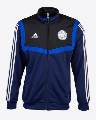 2019/20 adidas Leicester City Junior Navy PES Jacket