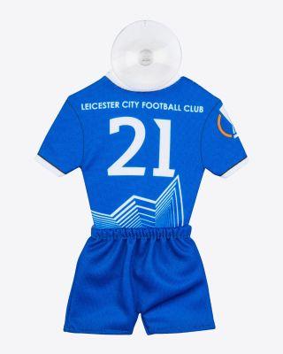 Leicester City UEL Kit Hanger 2021/22
