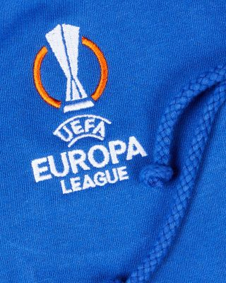 Leicester City UEL Royal Hoody 2021/22