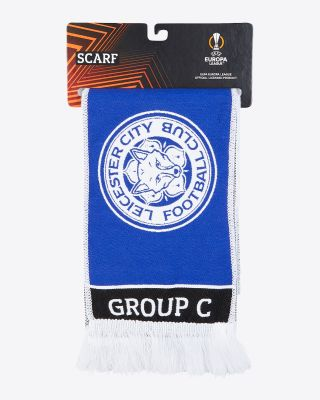 Leicester City UEL Group Stage Scarf 2021/22