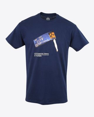 Leicester City Mens Supporter Classics #1 T-Shirt