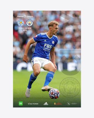 Matchday Magazine - Leicester City v Manchester City