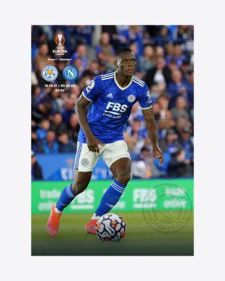 UEL Matchday Magazine - Leicester City v Napoli