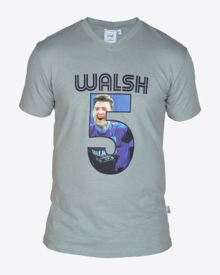 Leicester City Retro Walsh T-Shirt