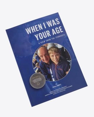 Leicester City When I Was Your Age Book