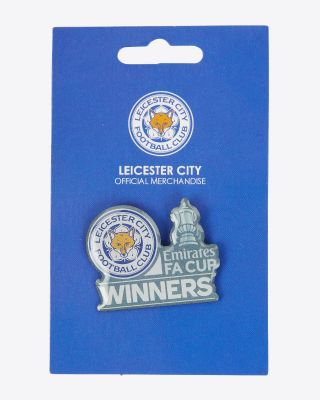 FA Cup Winners Badge