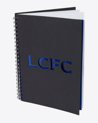 Leicester City A4 Notebook
