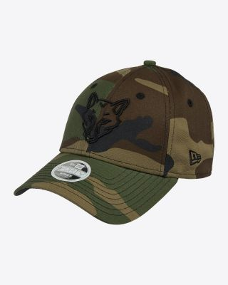 New Era - Womens Camo Fox Head Cap