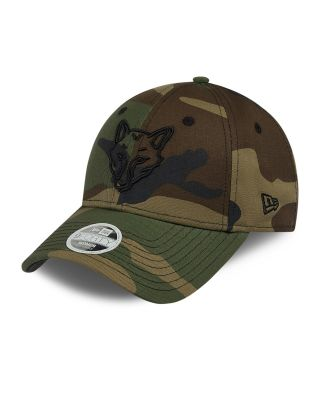 New Era Womens Camo 9FORTY Adjustable Cap