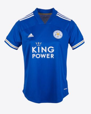 Jonny Evans - Leicester City King Power Home Shirt 2020/21 - Womens