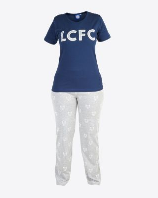 Leicester City Womens Pyjamas