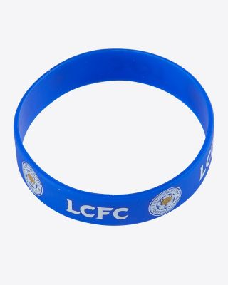 Leicester City Wristband
