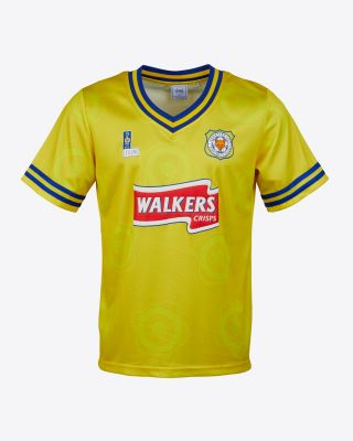 Leicester City Retro Shirt 1996/98 Away