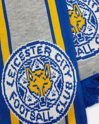 Leicester City Foxes Scarf