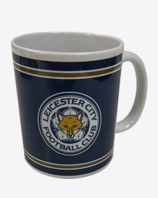 Leicester City Best Dad Mug