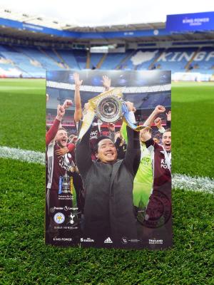 Matchday Magazine - Leicester City v Tottenham Hotspur