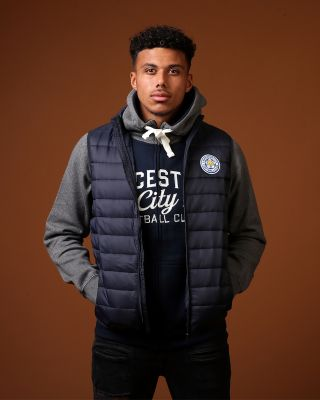 Leicester City Mens Lightweight Gilet